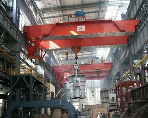 QZ 20 ton crane for foundry for sale