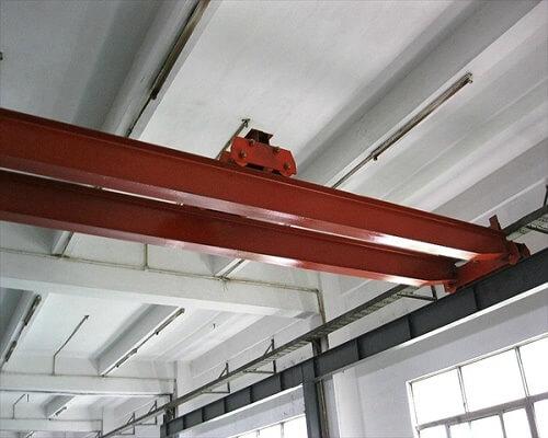 Ellsen 75t Double Beam Ex-proof bridge crane for sale