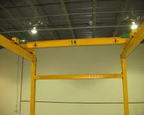 Ellsen 1 ton overhead crane design