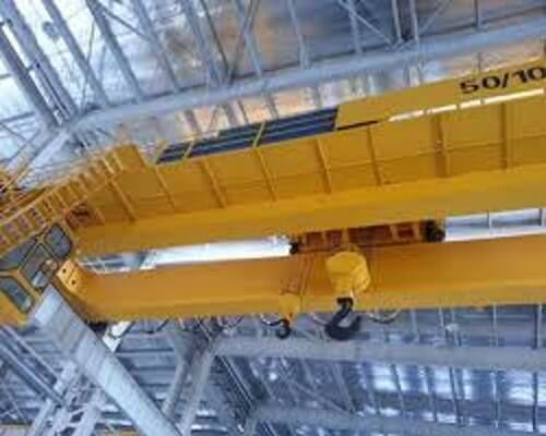 Ellsen 50t overhead crane for sale
