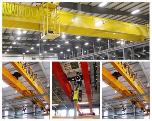 Ellsen Double Girder Crane for Sale