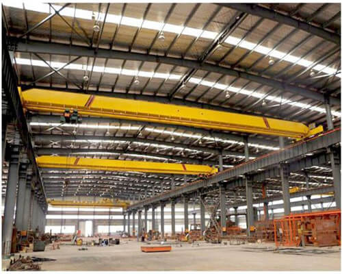 Ellsen HD Single Girder European Crane for Sale