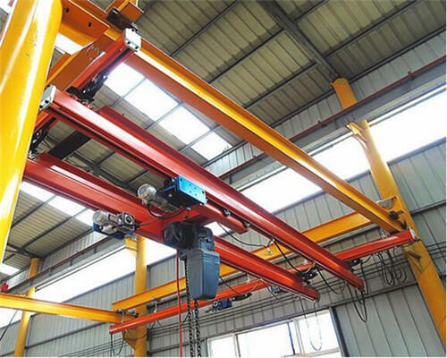Ellsen free standing bridge crane for sale