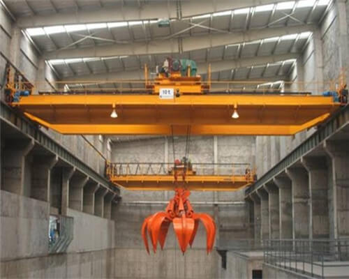 AQ-QZ Double Beam Grab Crane for Sale
