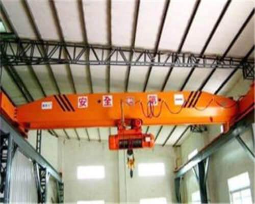 LDP type partial hang hoist overhead crane for sale