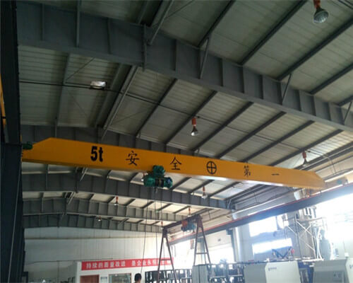 LB type single beam ex-proof over head crane for sale