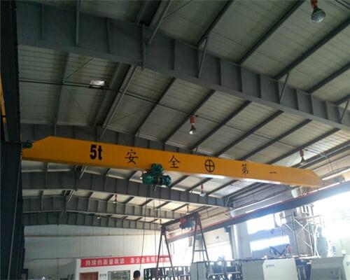 LB type single beam ex-proof over head crane for sale
