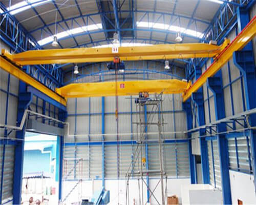 LD Single GirderGarage Overhead Crane for Sale