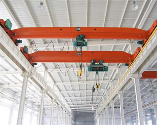 LD type single girder electric hoist crane for sale