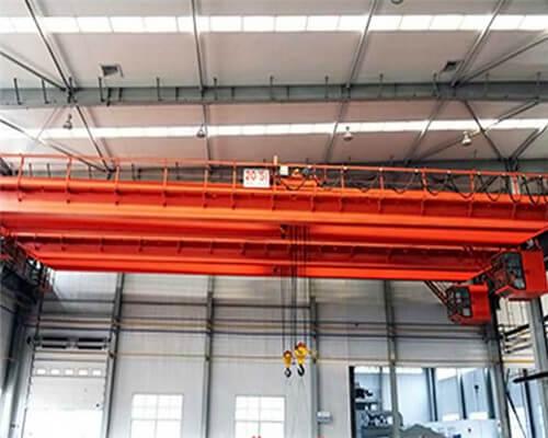 QB double girder explosion proof eot crane for sale