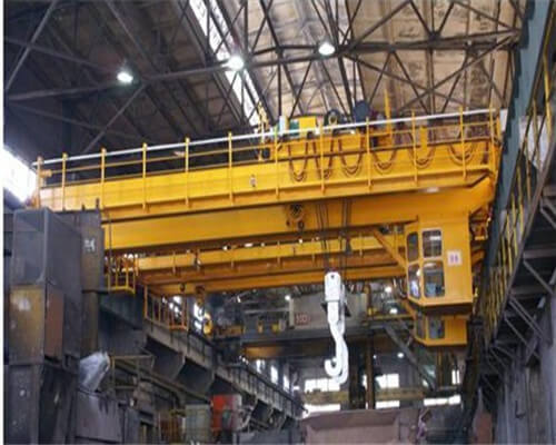 QDY 20t Heavy Duty Foundry Bridge Crane for Sale