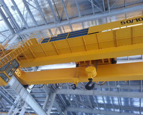 Double Girder Overhead Crane with Hook for Sale