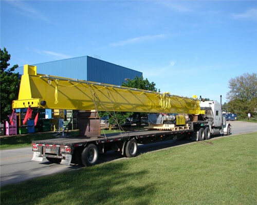 10 Ton Overhead Travelling Crane for Sale