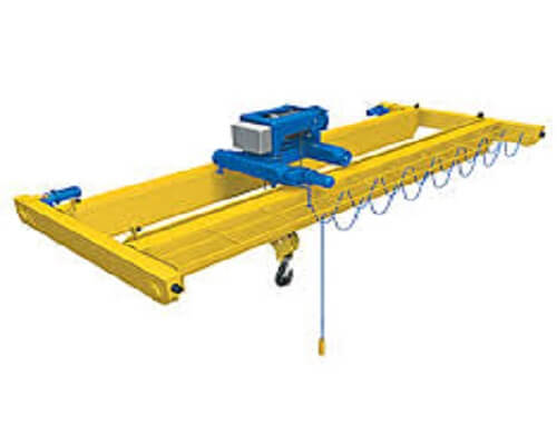 double girder 10 ton bridge crane with hook for sale