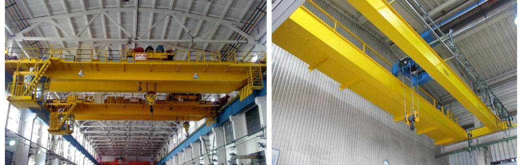 Ellsen Double Giirder Overhead Crane for Sale