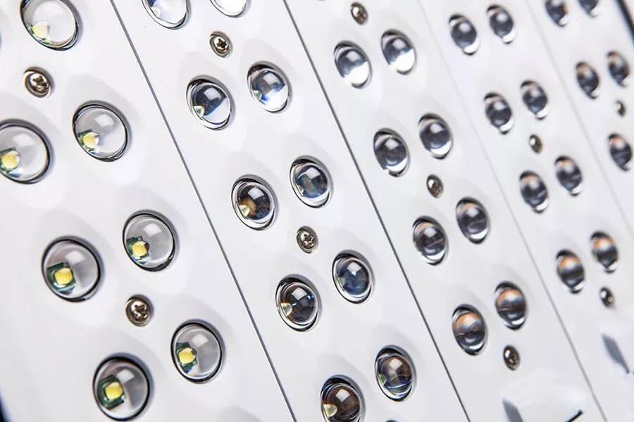 LED Design for Overhead Crane