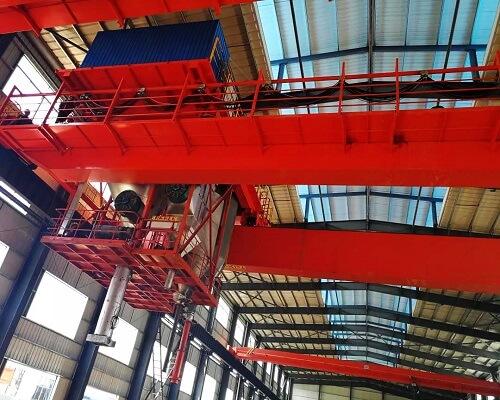 Ellsen multifunctional overhead crane