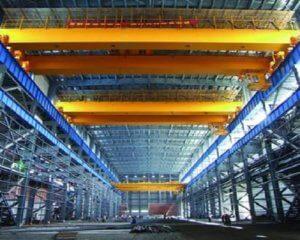 30 ton double girder overhead crane