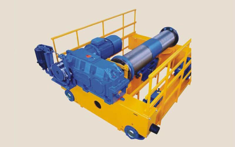 QD Advanced Crane Trolley System