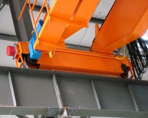 QD European Double Girder Advanced Overhead Crane for Sale