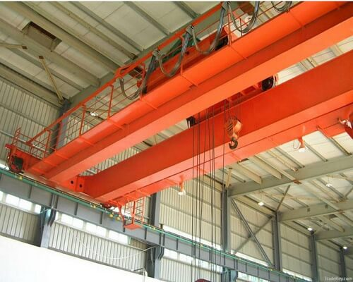double girder overhead crane 15 ton for sale