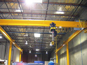 competitive Ellsen 2 ton bridge crane sales