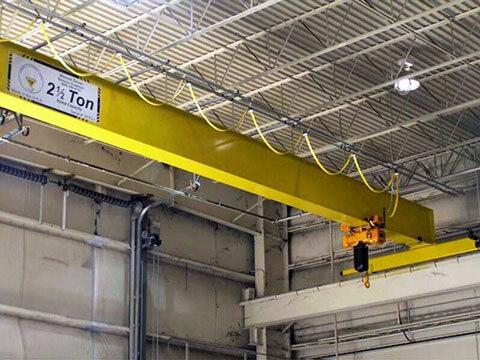 high quality 2 ton overhead crane sales