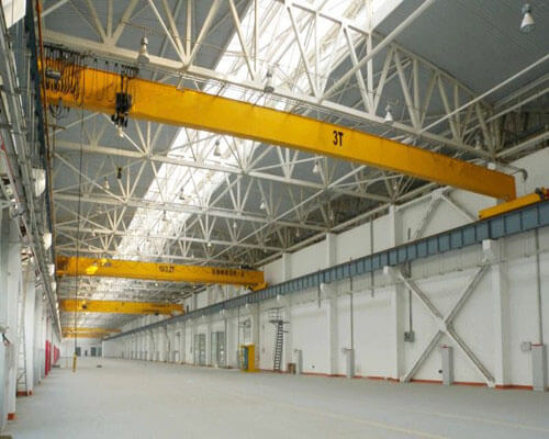 reliable 3 ton overhead crane for sle