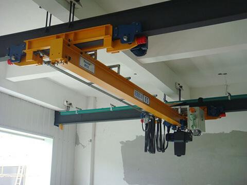 underhung overhead crane from Ellsen sales
