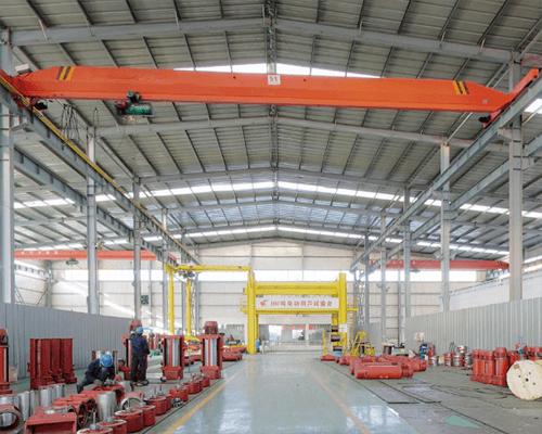 Ellsen 5 ton overhead crane sale