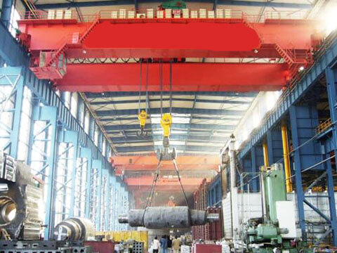 common 100 ton overhead crane supplier
