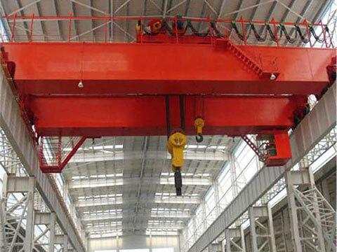 double girder 100 ton overhead crane sale