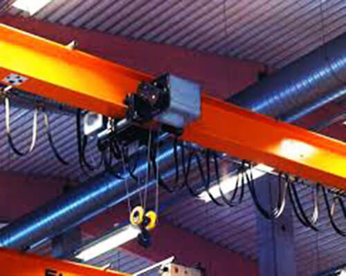 6 ton single girder overhead crane supplier