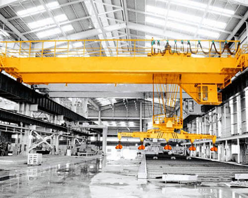 15 ton double girder electric bridge crane for sale