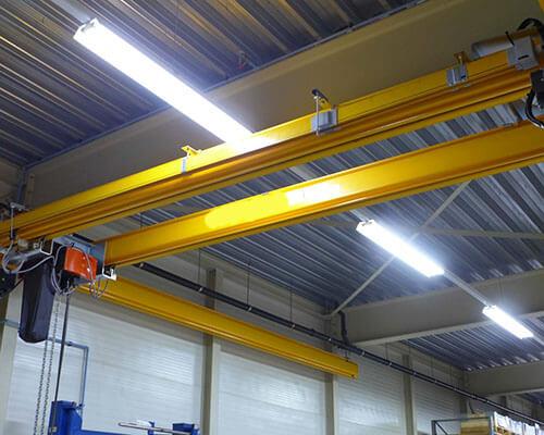 Aicrane affordable 5 ton bridge crane for sale