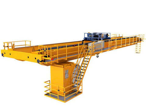 advanced warehouse overhead crane for sale