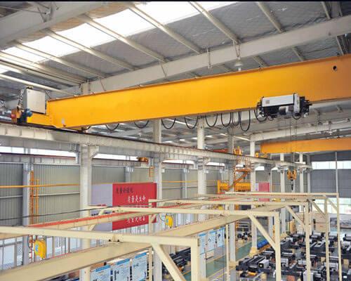 excellent 10 ton single girder overhead crane for sale