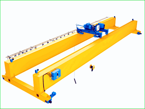 double girder EOT overhead crane for sale