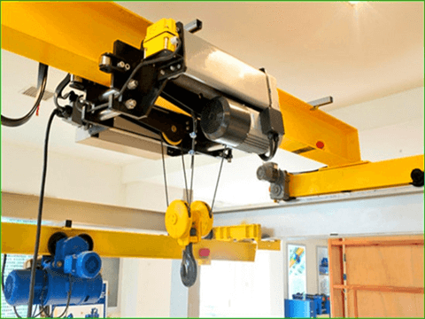 homemade small overhead crane for sale