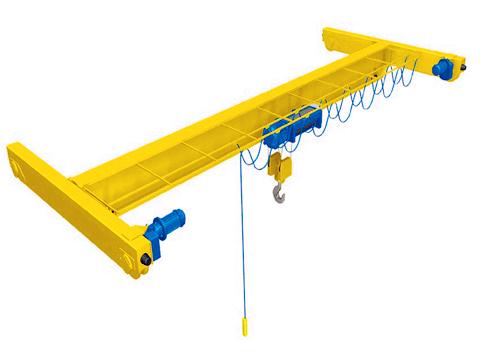 single girder EOT crane sale