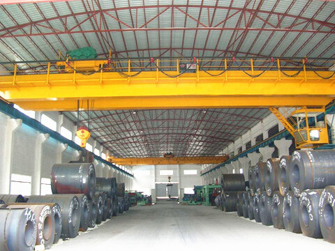 30-ton double girder bridge crane
