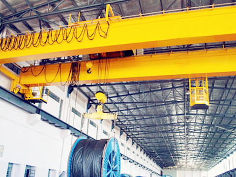10-ton EOT crane for sale