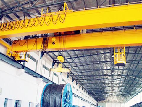 10-ton EOT crane for sale