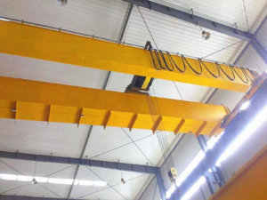 15 ton double girder overhead crane supplier