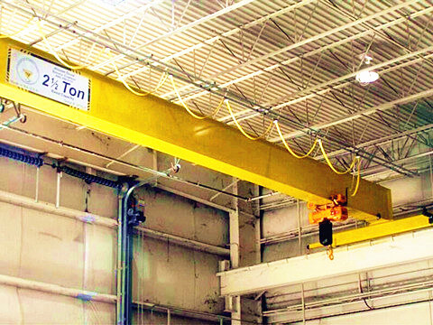 2 ton portable overhead crane for sale