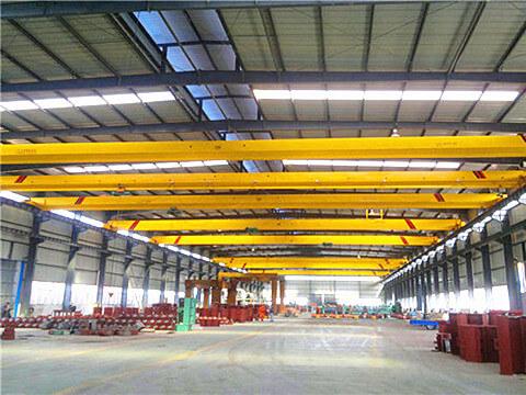 2 Ton Overhead Crane | Small Bridge Crane Supplier