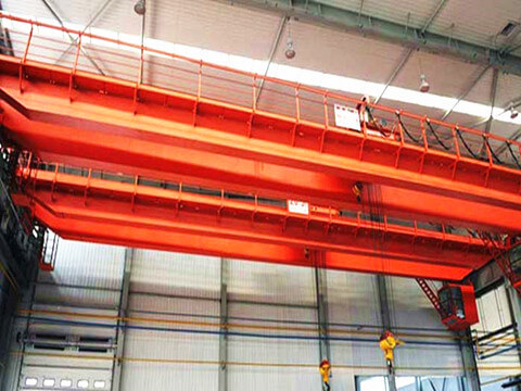 25 ton double girder overhead crane for sale