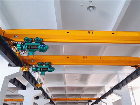 8-ton indoor overhead crane for sale