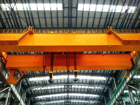 common double girder 40 ton crane supplier