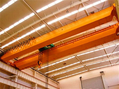 double girder indoor overhead crane for sale